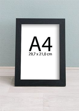 Wissellijst A4 Kunst in Kaart