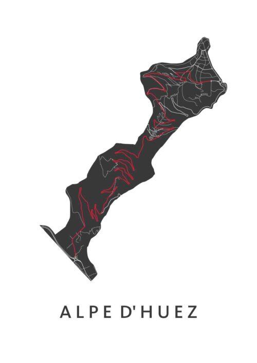 Alpe d'Huez rit poster