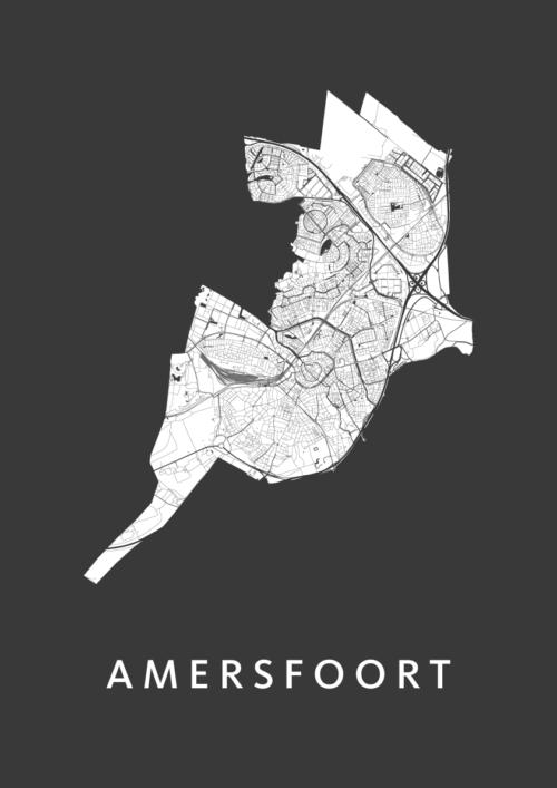 Amersfoort_Black_A3