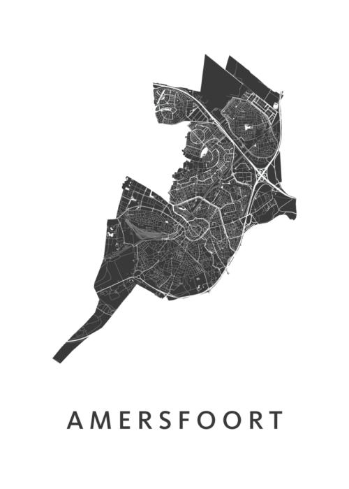 Amersfoort_White_A3