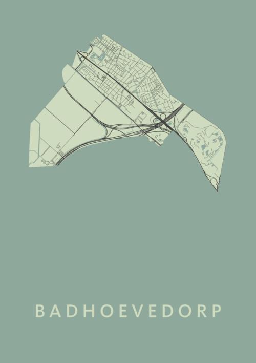 Badhoevedorp_Olive_A3
