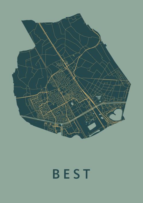 Best Amazon City Map