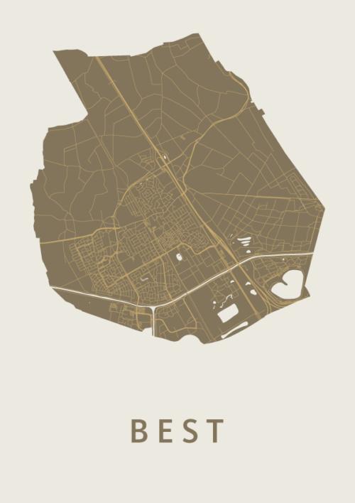 Best Gold City Map
