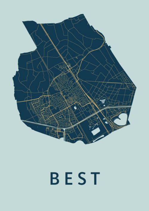 Best Prussian City Map