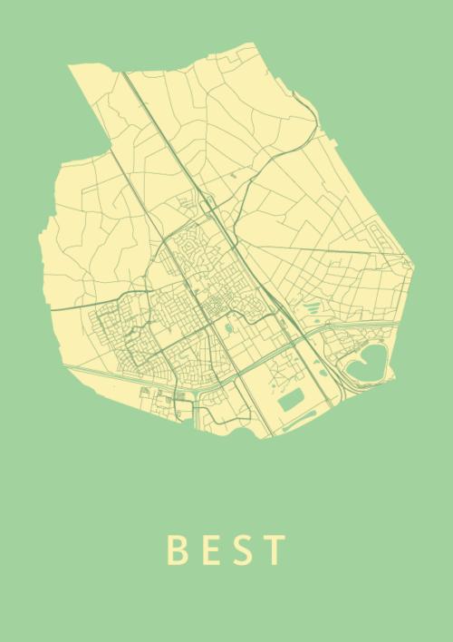 Best Spring City Map