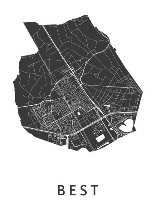 Best White City Map
