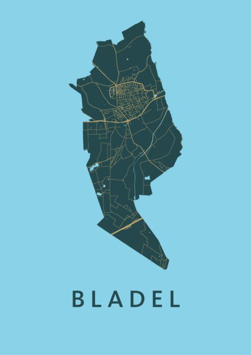 Bladel_Azure_A3