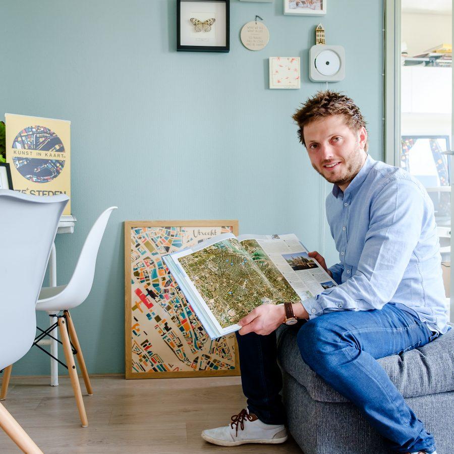Jorick van Raalten - Kunst in Kaart