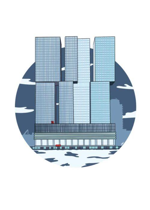 De Rotterdam - Poster