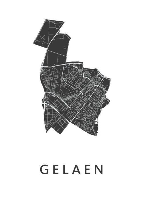 Gelaen Carnaval Map