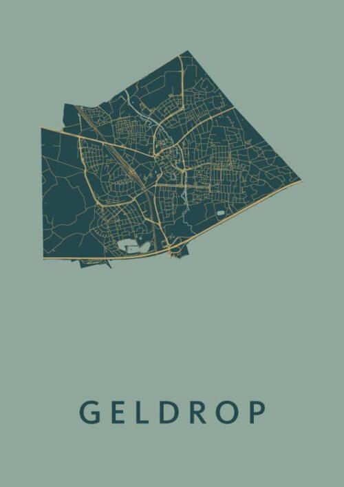Geldrop Amazon city map