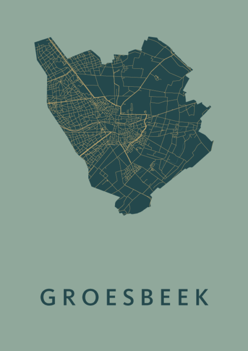 Groesbeek Amazon City Map
