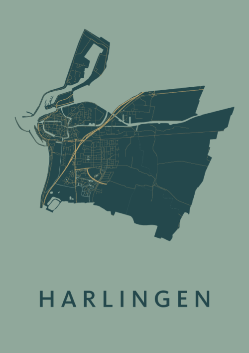 Harlingen Amazon City Map