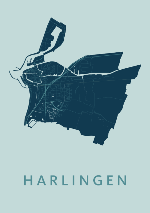 Harlingen Mint City Map