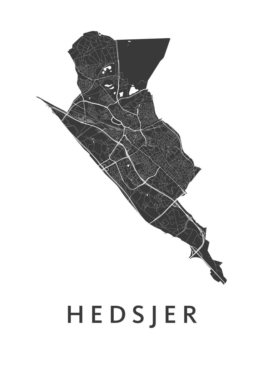 Hedsjer Carnaval Map
