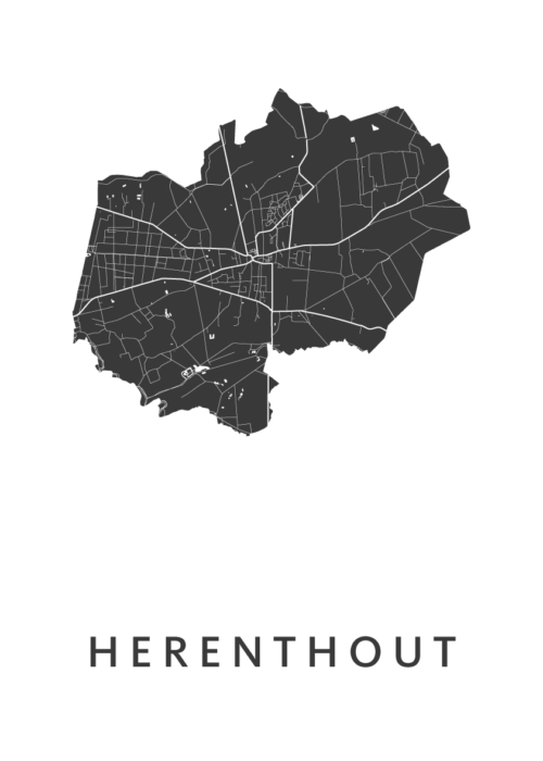 Herenthout White City Map