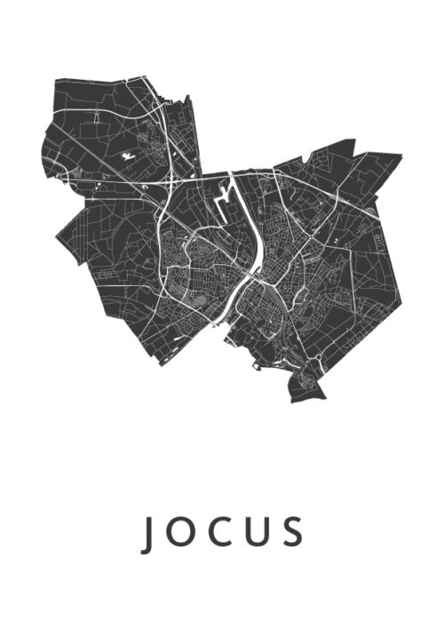 Jocus Carnaval Map