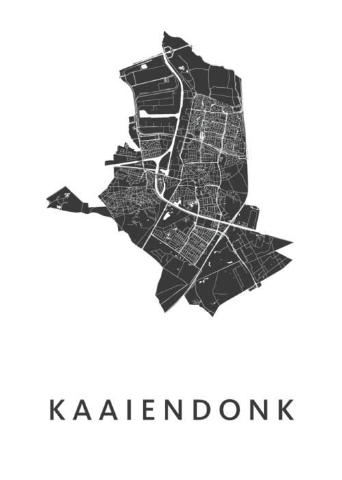 Kaaiendonk Carnaval Map