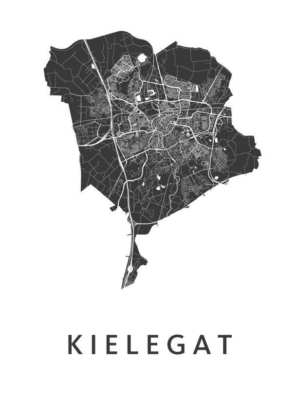 Kielegat Carnaval Map