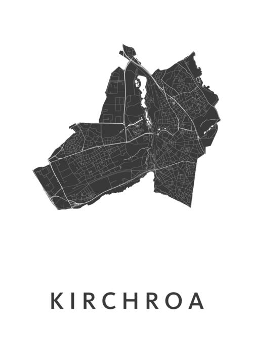 Kirchrao Carnaval Map