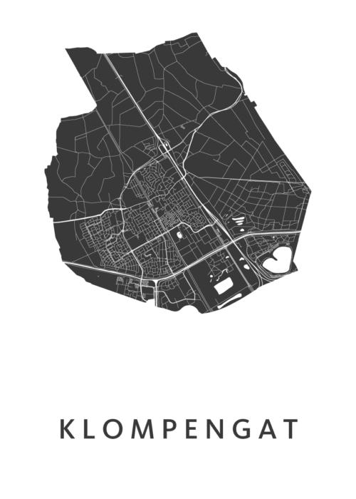 Klompengat Carnaval Map