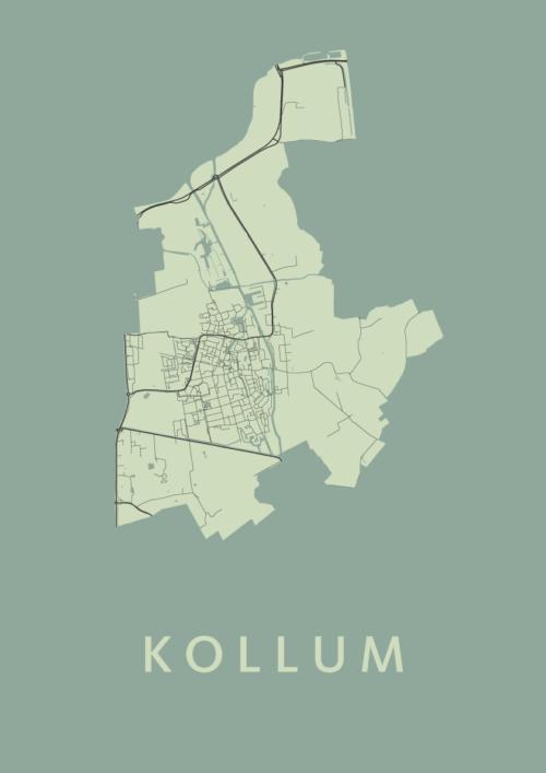 Kollum Olive City aMap