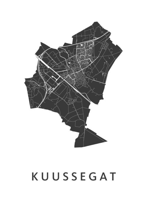 Kuussegat Carnaval Map