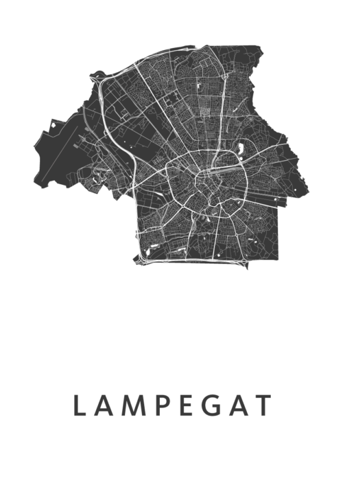 Lampengat_White_A3