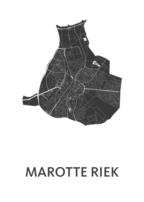 Marotteriek Carnaval Map