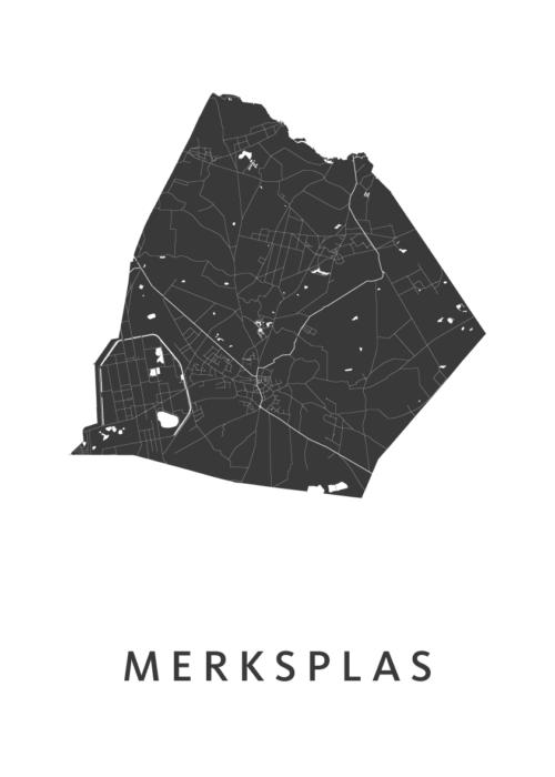 Merksplas White City Map