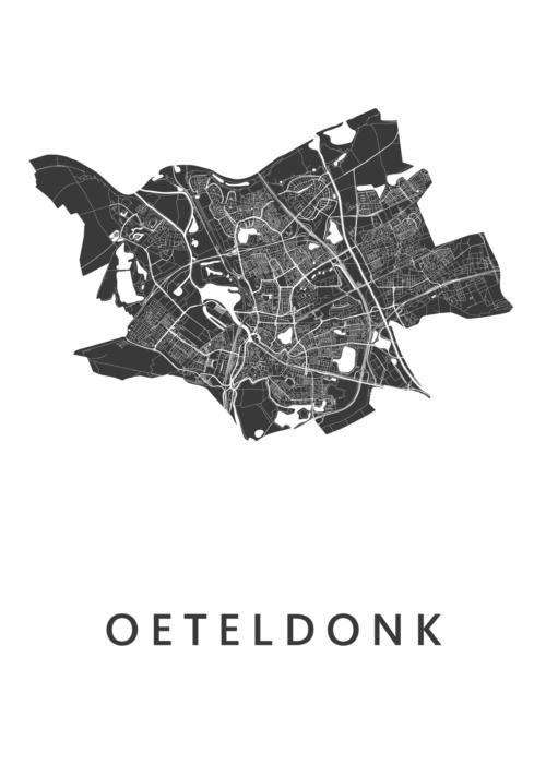 Oeteldonk Carnaval Map