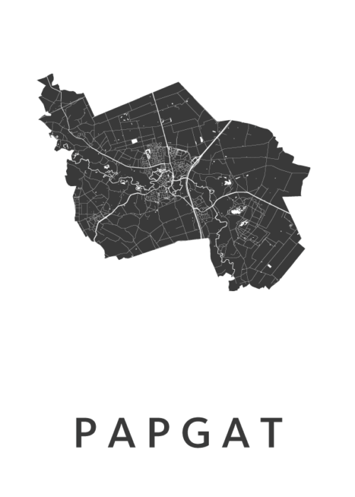 Papgat Carnaval Map