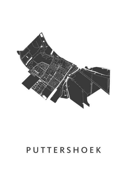 Puttershoek_white_A3