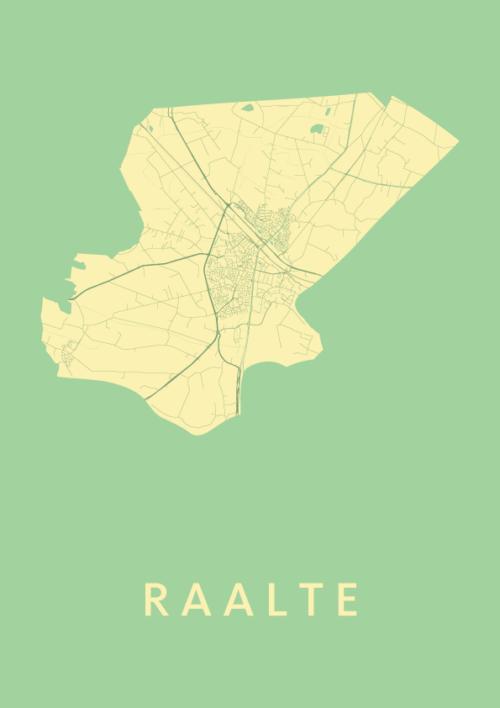 Raalte Spring City Map