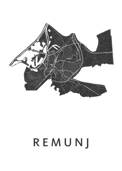 Remunj Carnaval Map