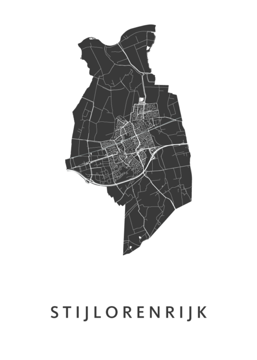 Stijlorenrijk Carnaval Map