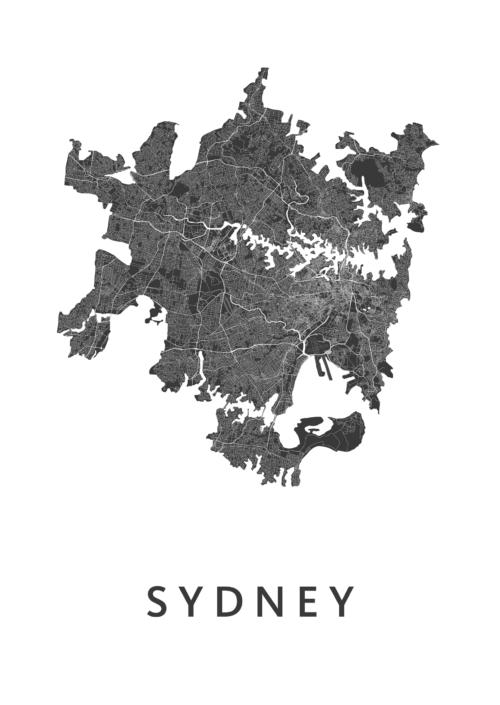 Sydney - White