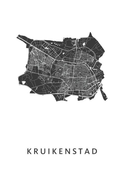 Kruikenstad Carnaval Map