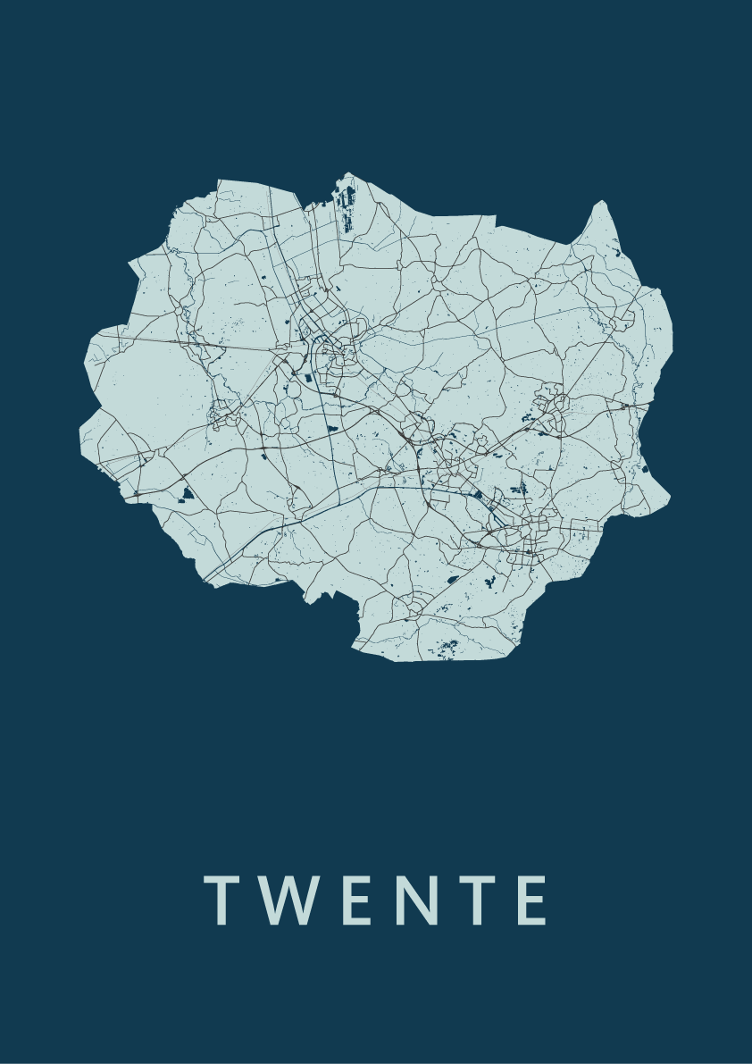 Twente Navy Map