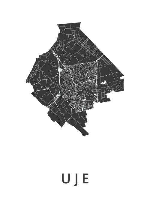 Uje Carnaval Map