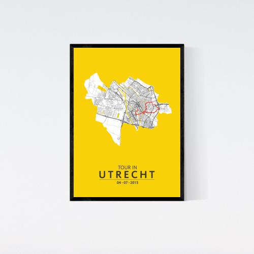 Kunst in Kaart - Tour de France