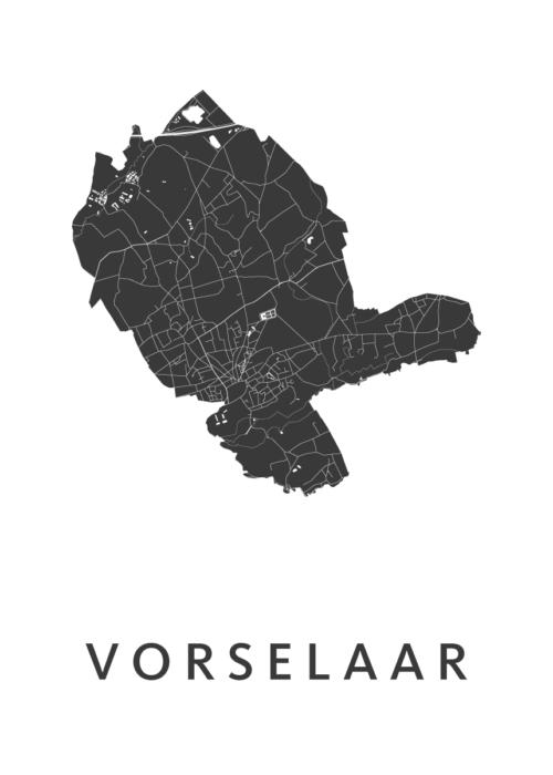 Vorselaar White City Map