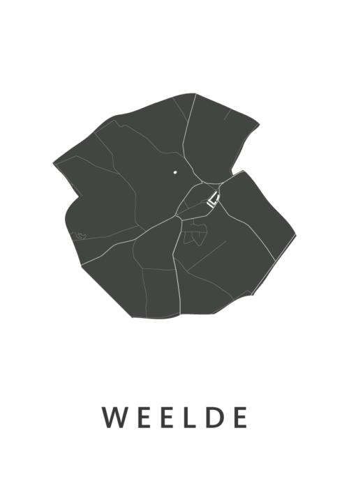 Weelde White City Map