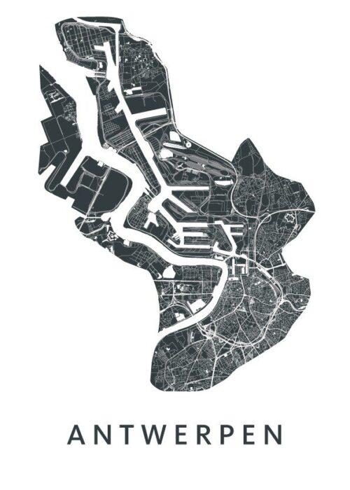 Antwerpen - White