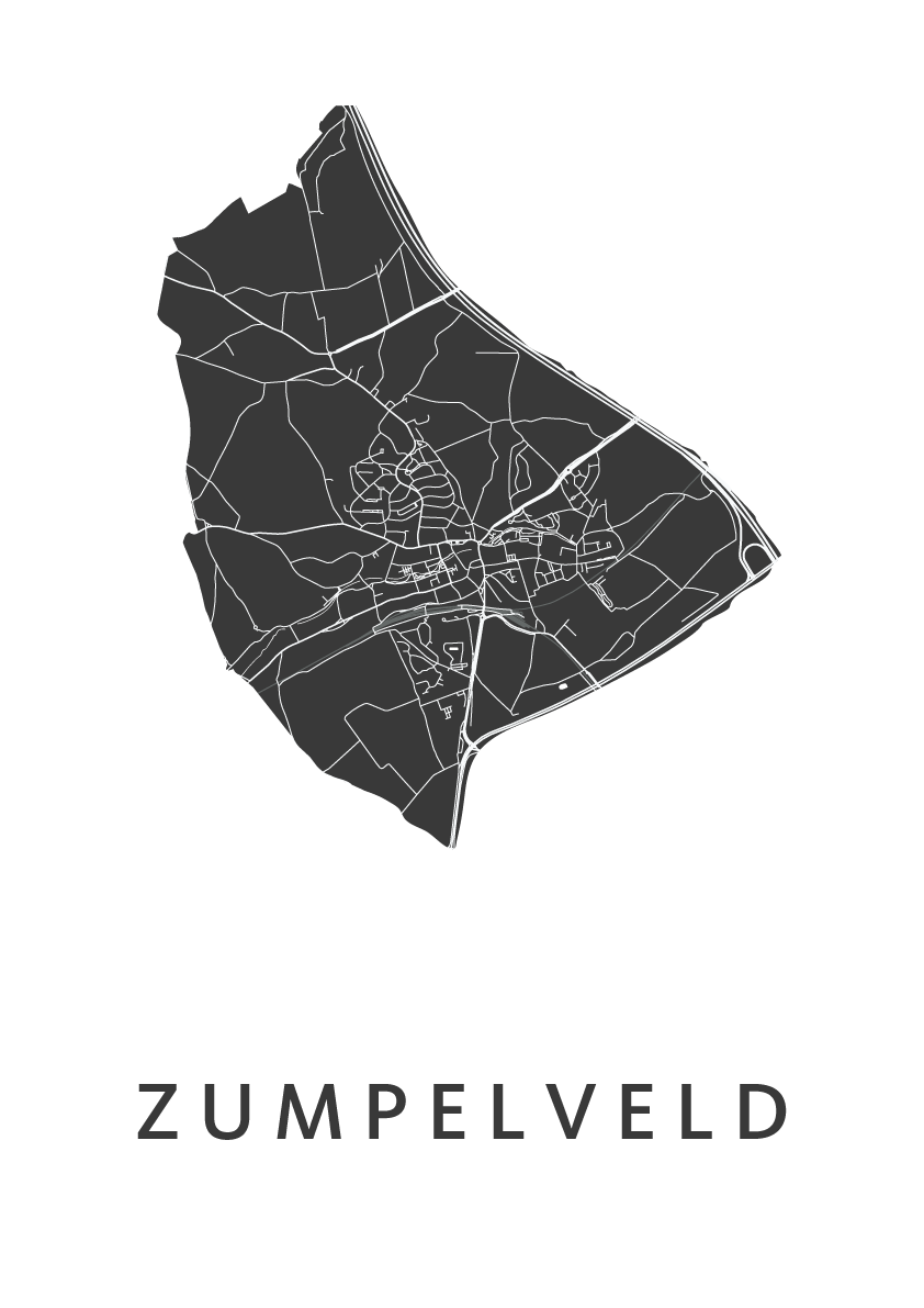 Zumpelveld Carnaval Map