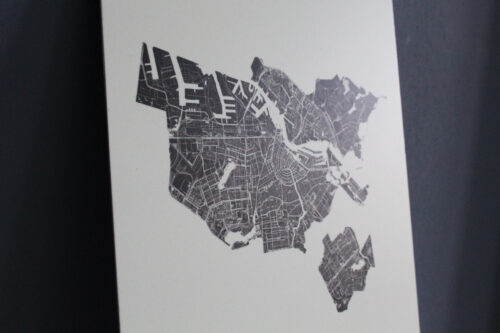 Glow in the dark - Kunst in kaart