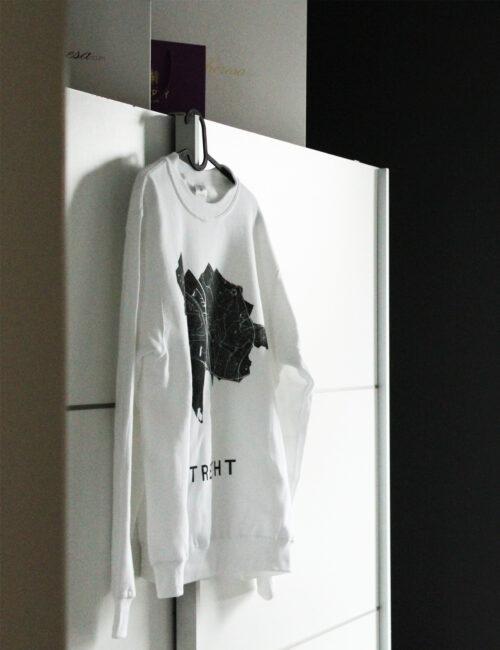 Bedrukte kleding - stadskaarten