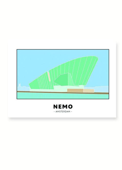 Nemo - Amsterdam - Poster